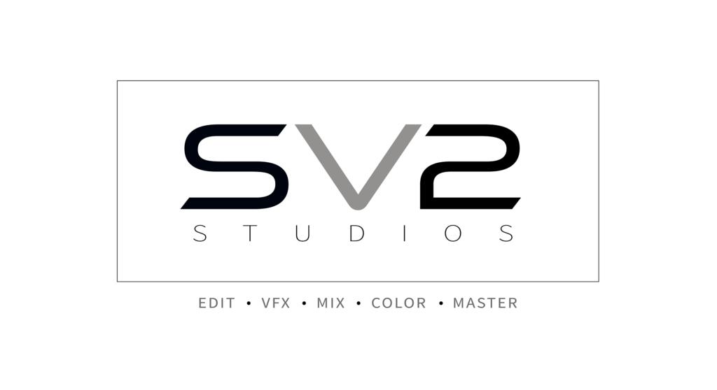SV2 Studios logo and link